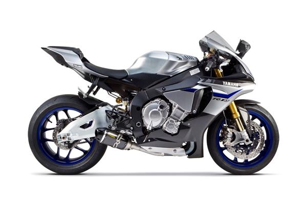 Yamaha R1 R1m 2015 2016 S1r Slip On Cat Eliminator