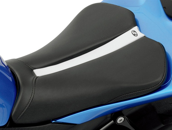 Honda Grom Price >> Yamaha YZF-R6 (2003-2005) / R6s (2006-2010) Custom Sportbike Seat with Matching Pillon Cover