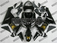 Gold Butterfly Kawasaki ZX6R Fairings