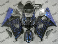 Fire and Ice Suzuki GSX-R 600 750 Fairings