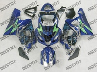 Custom Airbrush Suzuki GSX-R 600 750 Fairings