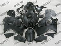 Satin Black Suzuki GSX-R 1300 Hayabusa Fairings