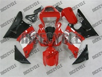 Yamaha YZF-R1 Red/White OEM Style Fairings