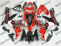 Yamaha YZF-R1 White/Red OEM Style Fairings