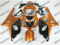 Suzuki GSX-R 1000 Burnt Orange Fairings