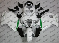 White Hayabusa Fairing