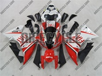 Yamaha YZF-R1 Red FIAT Fairings