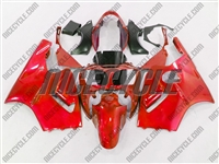 Kawasaki ZX12R Candy Red Fairings