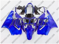 Kawasaki ZX12R Plasma Blue Fairings