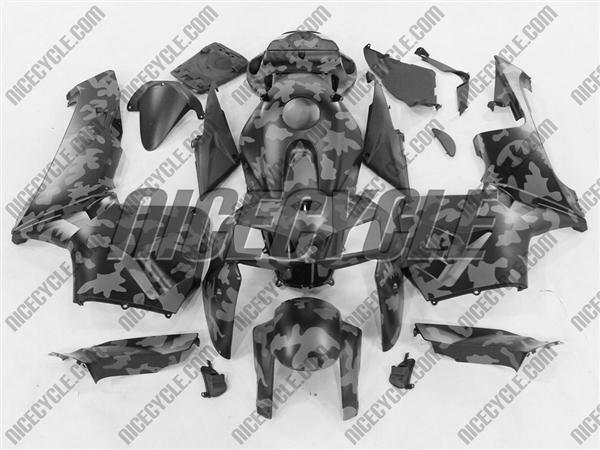 Honda Grom Price >> 2005-2006 Honda CBR 600RR Grey Camo Fairings | # 2272