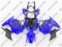 Ninja 250R Blue Fairings