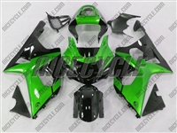 Suzuki GSX-R 1000 Monster Green Fairings