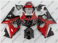 Suzuki GSX-R 1000 Explosive Red Fairings