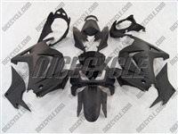 Matte Black Ninja 250R Fairings
