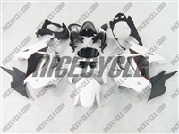 Ninja 250R White/Black Fairings