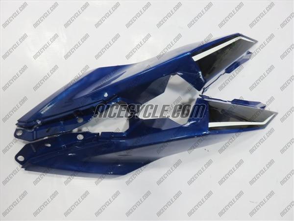 Present Kawasaki Ninja Blue Special Edition Motorcycle
