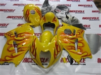 Suzuki GSX-R 1300 Hayabusa Burnin' Flame Fairings