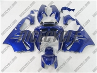 Kawasaki ZX-9R Metalic Blue Fairings