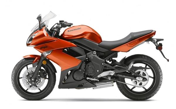 Kawasaki Ninja 650R For Sale >> 2009-2011 Kawasaki Ninja 650R / ER6s Burnt Orange Fairings ...