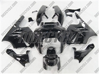 Gloss Black Kawasaki ZX-9R Fairings
