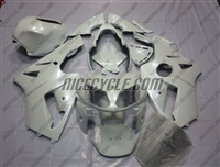 Kawasaki ZX12R Pearl White Fairings