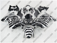 Ninja 250R Zebra Fairings