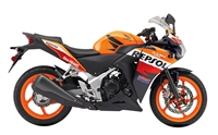 Honda CBR 250R Repsol Edition Fairings