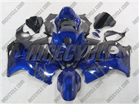 Suzuki GSX-R 1300 Hayabusa Deep Blue/Black Fairings