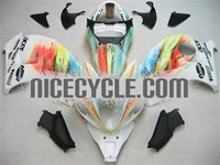Suzuki GSX-R 1300 Hayabusa Sponsored Race Fairings
