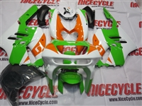Kawasaki ZX-9R Custom Miami Fairings