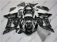 Kawasaki ZX6R Black CoronaFairings