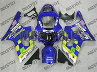 Suzuki GSX-R 1000 Movistar Telefonica Fairings