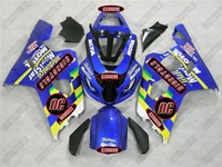 Movistar Suzuki GSX-R 600 750 Fairings