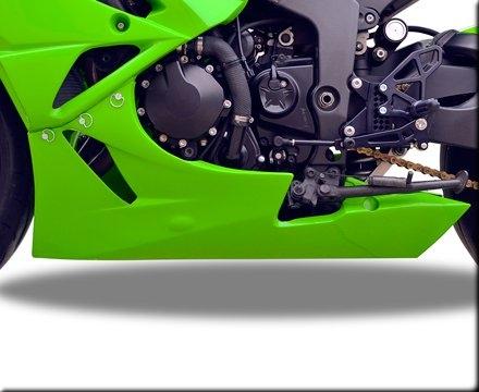 Honda Grom Price >> Kawasaki ZX6R Race Fairings (2009-2012) Hotbodies Color Form