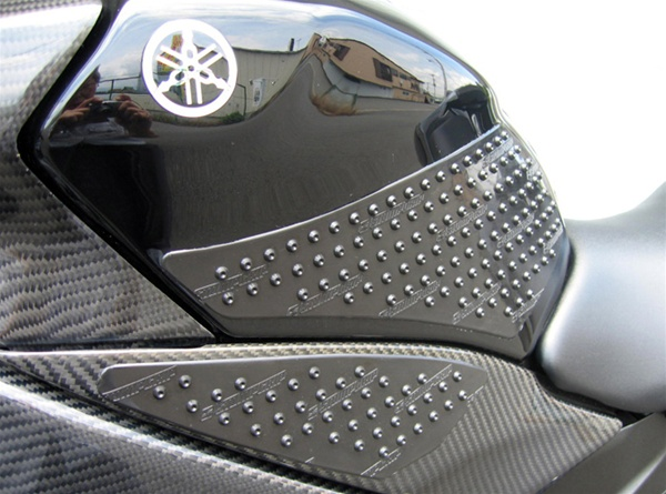 Tire For Less >> STOMP Traction Pads Motorcycle Tank Grips - Yamaha R1 (04-06)