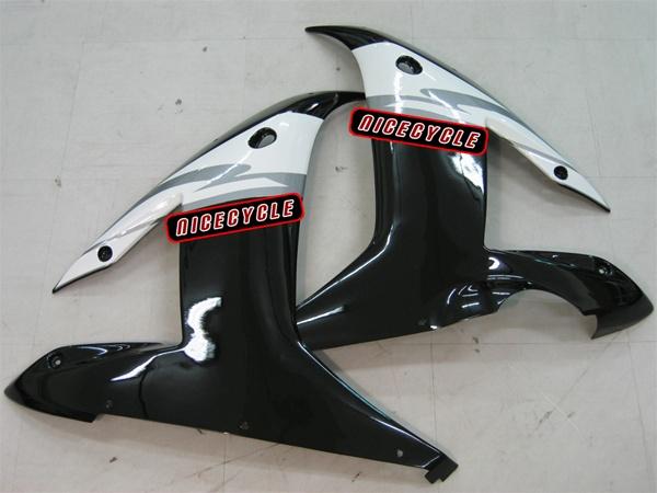 2002 2003 yamaha yzf r1 oem black style fairings 609 for Yamaha r1 oem parts
