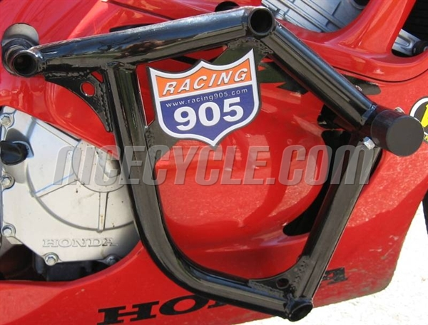 Honda CBR 600 F2 F3 Engine Cage Stunt Armor by Racing 905