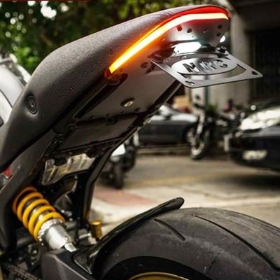 Ducati Monster Fender Eliminator Diy