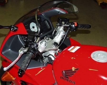 Honda Grom Price >> Honda VFR 800 1998-1999 ConvertiBARS Handlebar Riser System