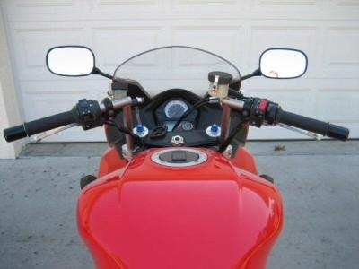 Honda Grom Price >> Suzuki SV 1000S ConvertiBARS Handlebar Riser System
