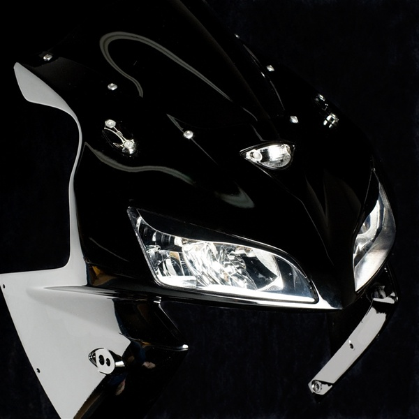 Honda CBR 600RR 1000RR Custom Headlight Trim (2003-2007 ...