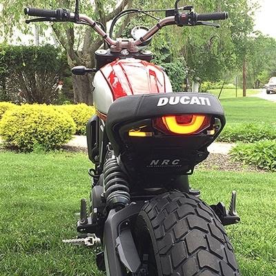 Ducati Scrambler Classic Icon Full Throttle Urban Enduro