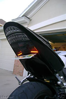 Honda Grom Price >> Honda Undertail CBR 954RR (2002-2003) UNPAINTED