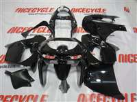 Gloss Black 1998-1999 Kawasaki ZX9R Motorcycle Fairings | NK99899-7
