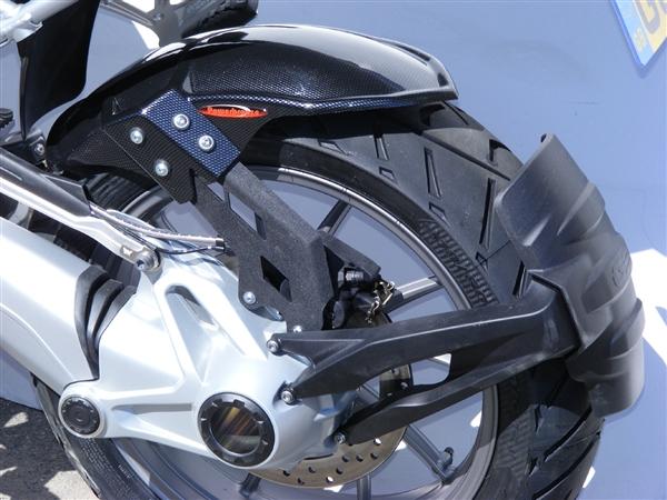 Honda Grom Price >> BMW R1200GS 2013-Present Rear Tire Hugger - Carbon Fiber Look