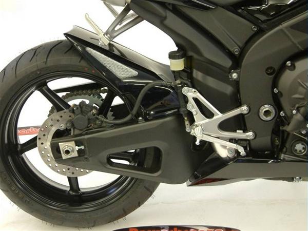 Honda Grom Price >> Yamaha YZF-R1 (2004-2006) Rear Tire Hugger - Carbon Look