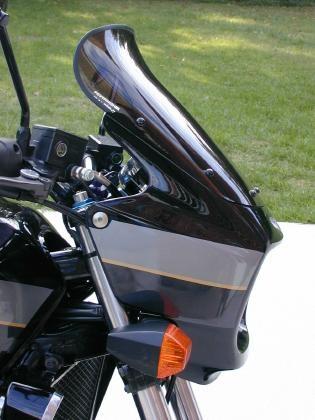 Kawasaki Zrx Windscreen