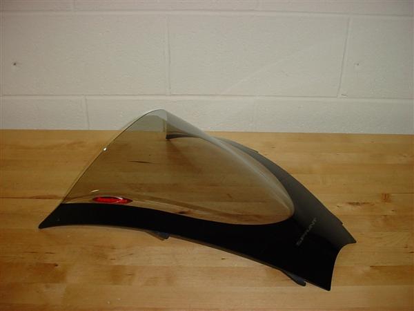 Honda Grom Price >> Triumph Sprint ST 1050 Windscreen (2005-2010) Light Tint