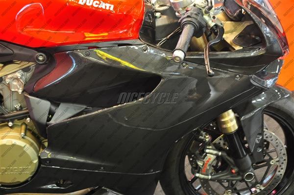 Oem Ducati Fairings