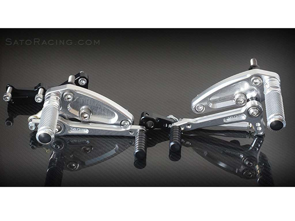 Honda Grom Price >> REAR SETS